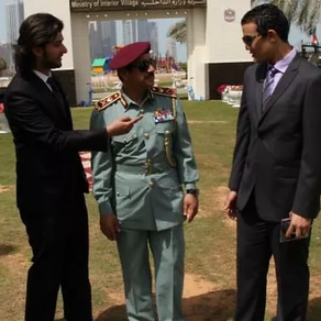 Major General Hamid El Hodaydy
