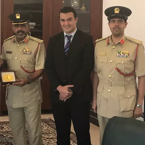 H.E Major General Mohamed Saeed Al Mari