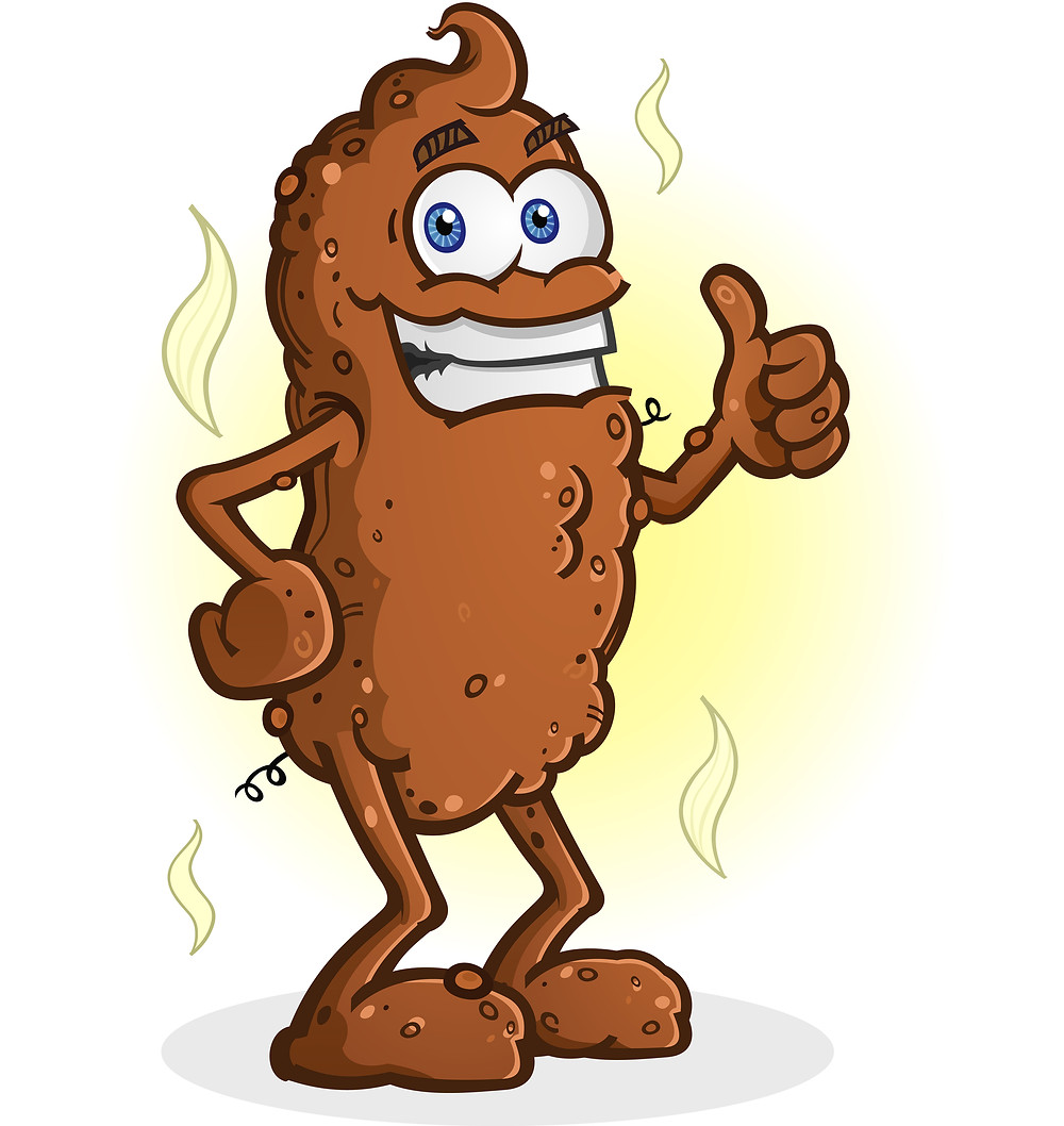 Cartoon Poop Image
