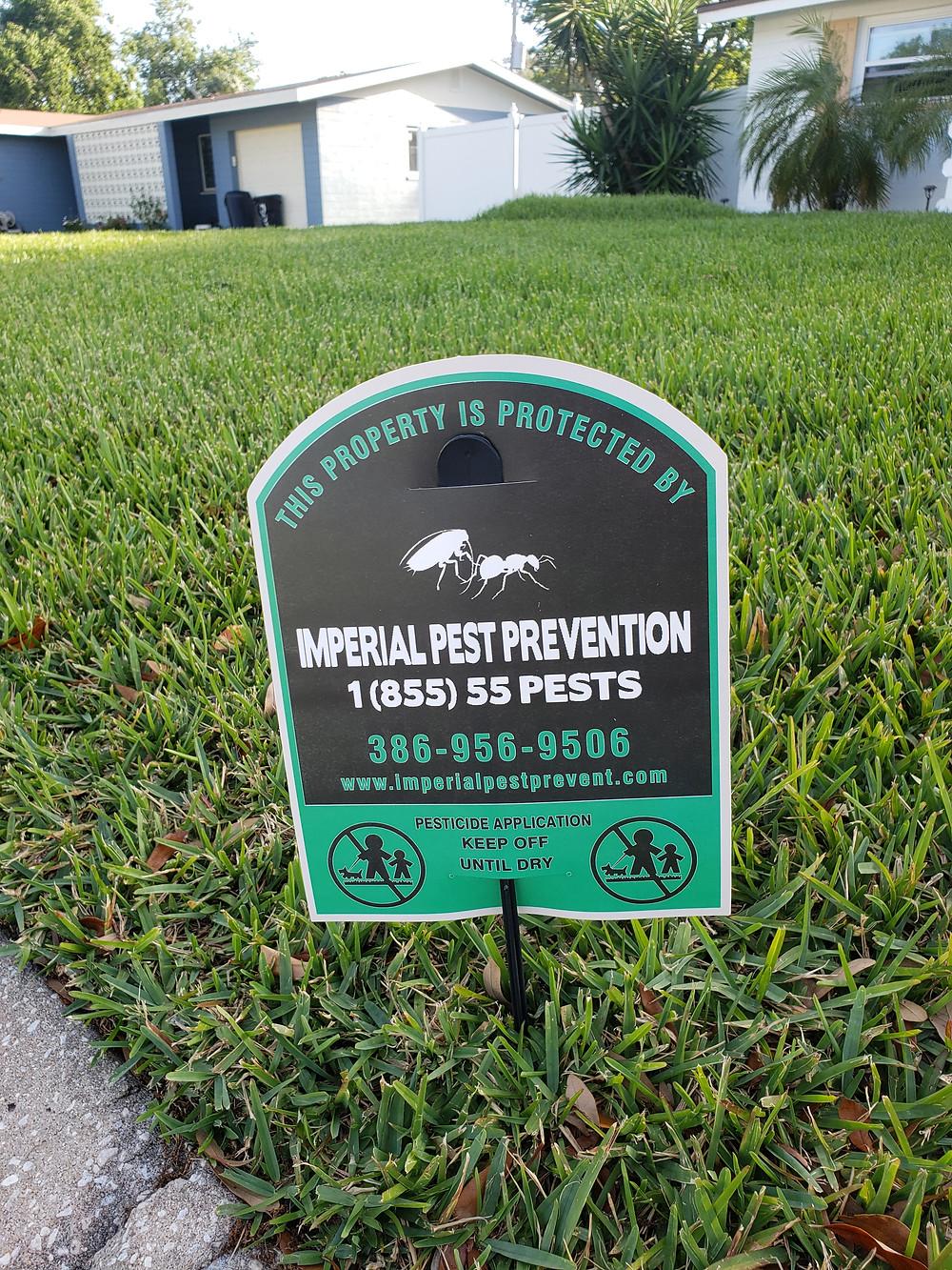 lawn spray company Port Orange, Fl.