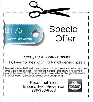 Pest Control Coupon Volusia County, Pest Control, Pest Control Company, Pest Control Daytona Beach, Pest Control Ormond Beach, Pest Control Company Daytona Beach, Pest Control Company Ormond Beach