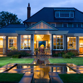 Want to improve your home's exterior with great landscaping ideas?