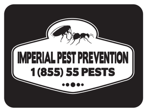 Imperial pest Prevention logo