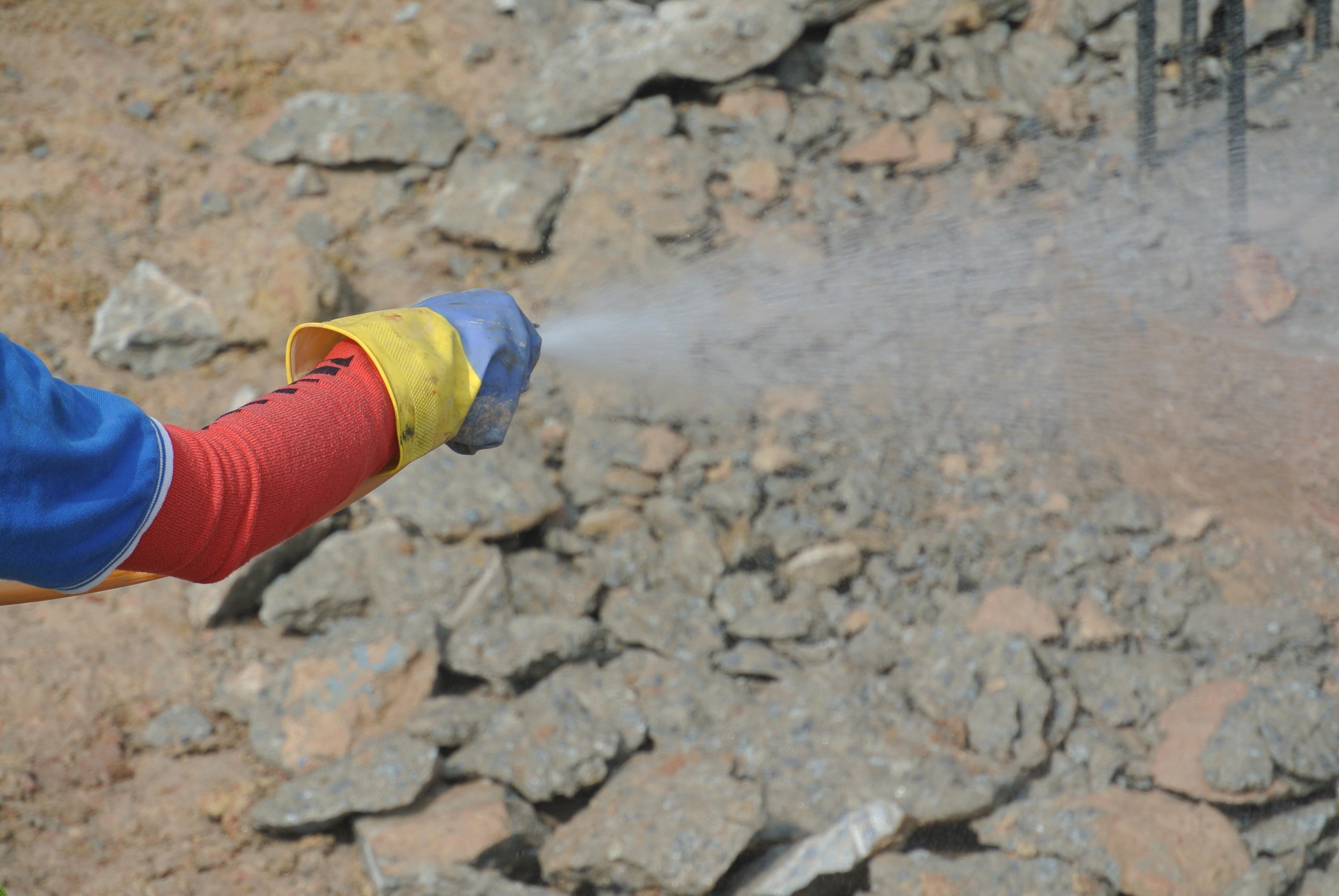 Termite Soil Pre-treatment