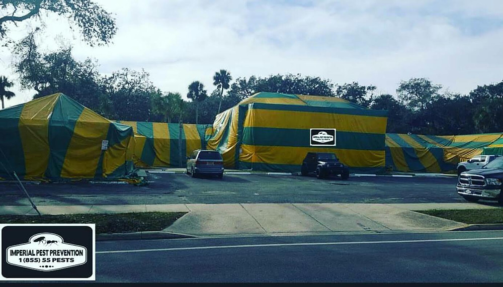 Imperial Pest Prevention Tent Fumigation Service