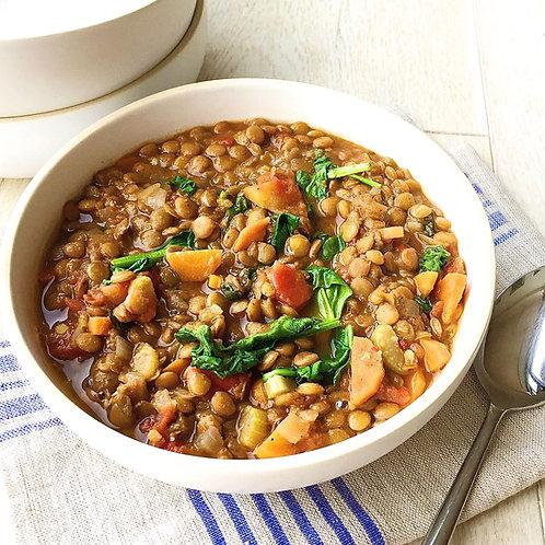 Vegetable Soup Mix