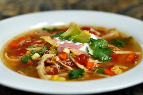 Rio Salsa Soup Mix