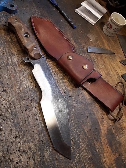 Couteau de bushcraft/ kukri