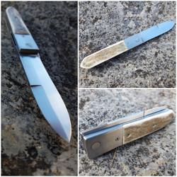 couteau pliant deux clous