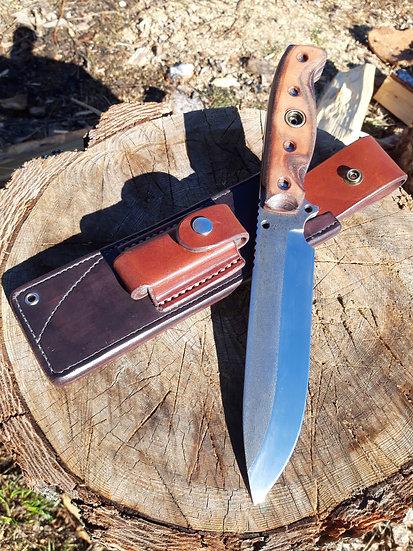 couteau de bushcraft