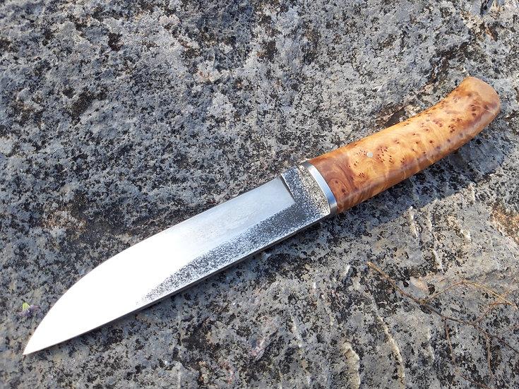 couteau montage soie