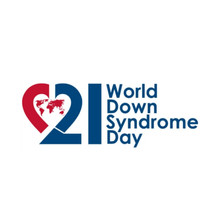March 21 is World Down Syndrome Day