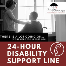 Pandemic prompts launch of free 24-hour support line for people with developmental disabilities