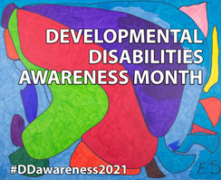 Help us celebrate Developmental Disabilities Month