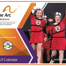 Oklahoman's with ID/DD featured in 2021 calendar; proceeds benefit The ARC of Oklahoma