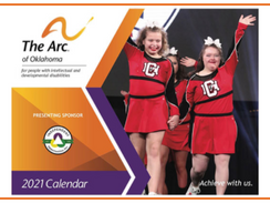 The ARC of Oklahoma opens up calendar submissions for 2022