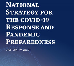 New pandemic strategy focuses on people with disabilities