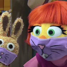 Sesame Street helps families affected by autism cope with the coronavirus pandemic