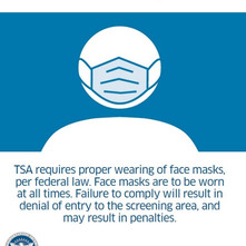 TSA extends face mask requirement at airports and through September 13