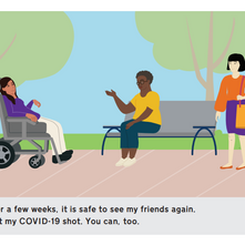CDC offers COVID resources for individuals with IDD