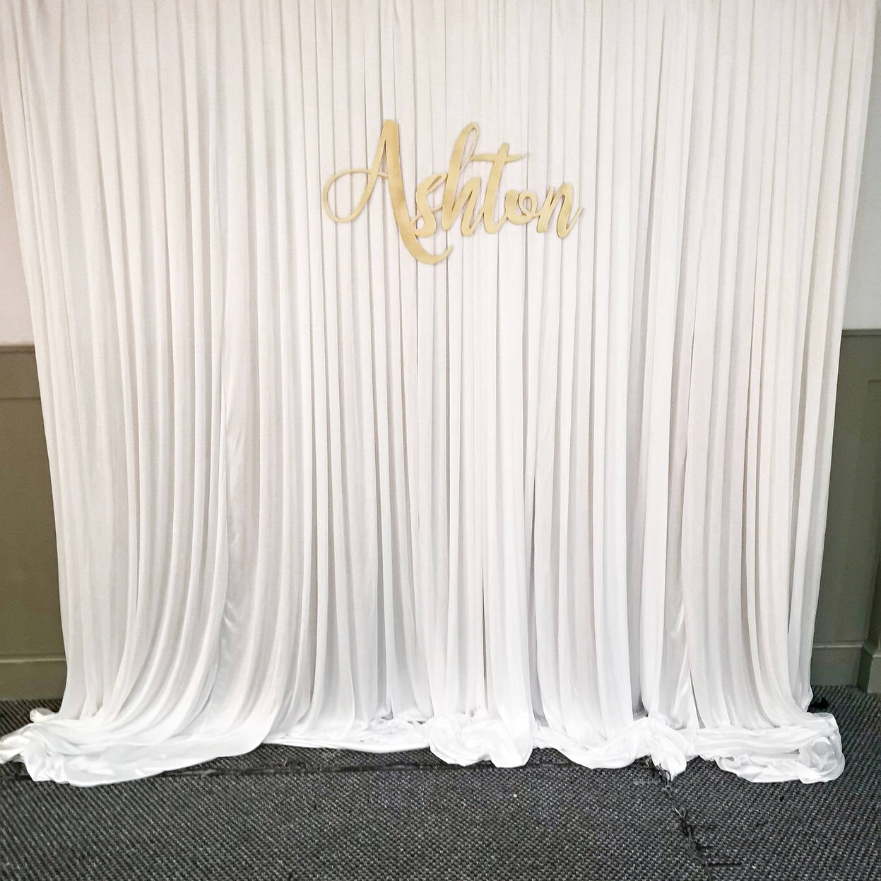Drape Backdrop
