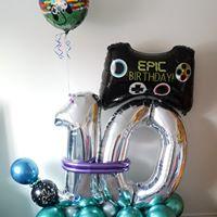 Gaming Balloons