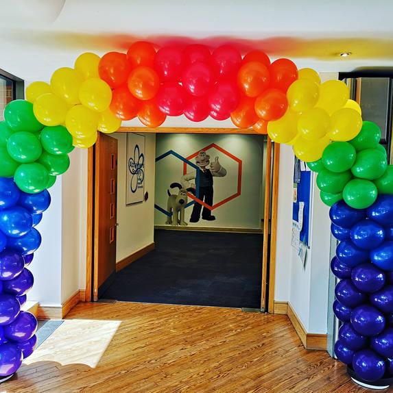 Corporate Pride Arch