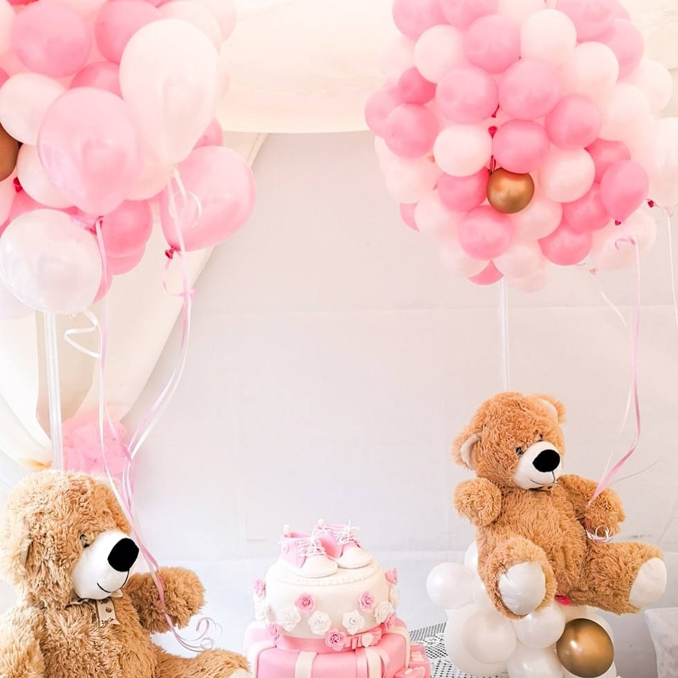 Christening Teddies