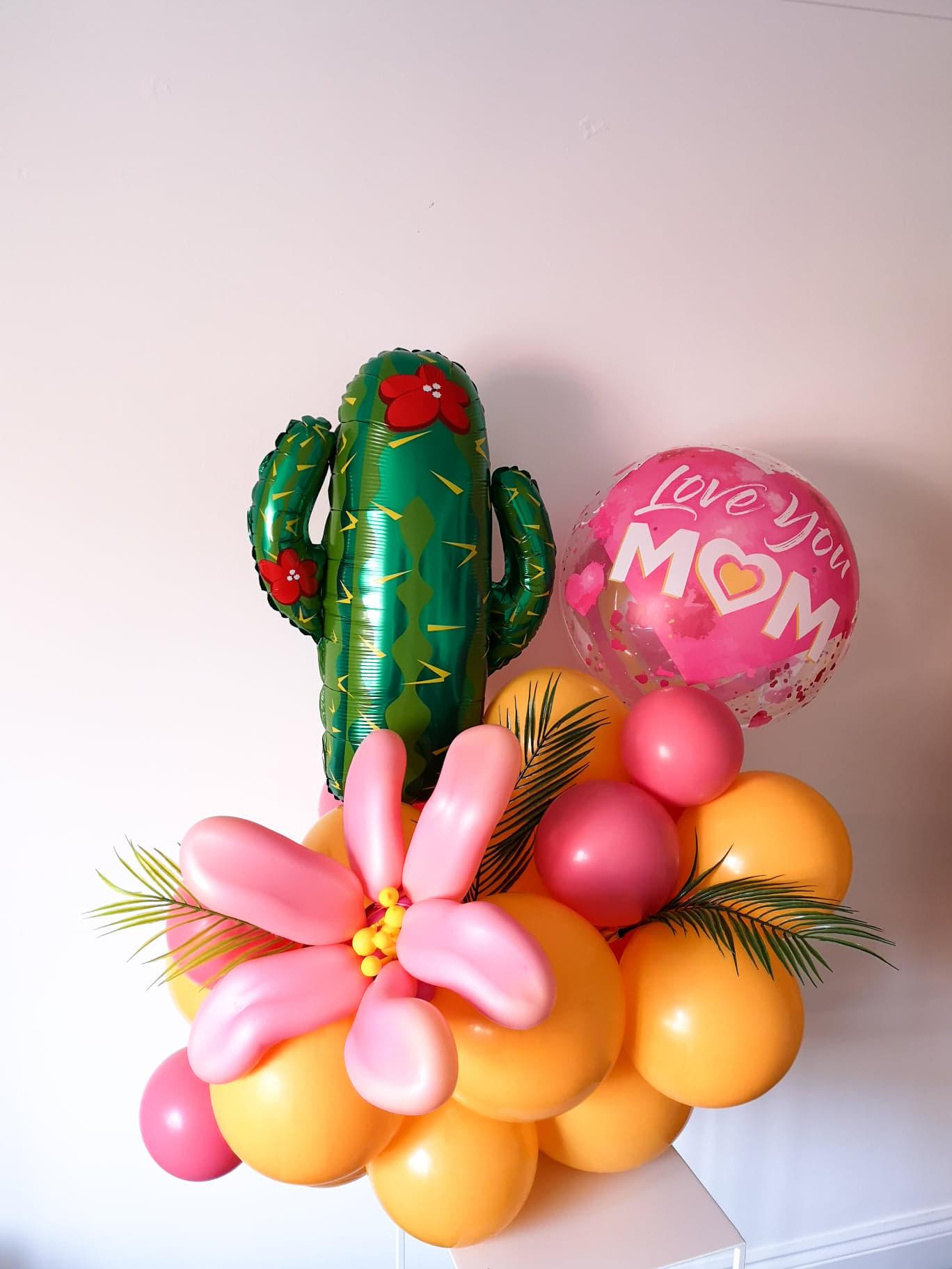 Love you Mum balloons