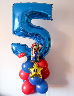 Brithday Balloons