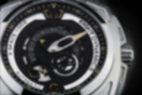 Eight Dynamics Watch
