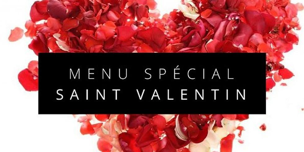 Diner de la St Valentin 2020