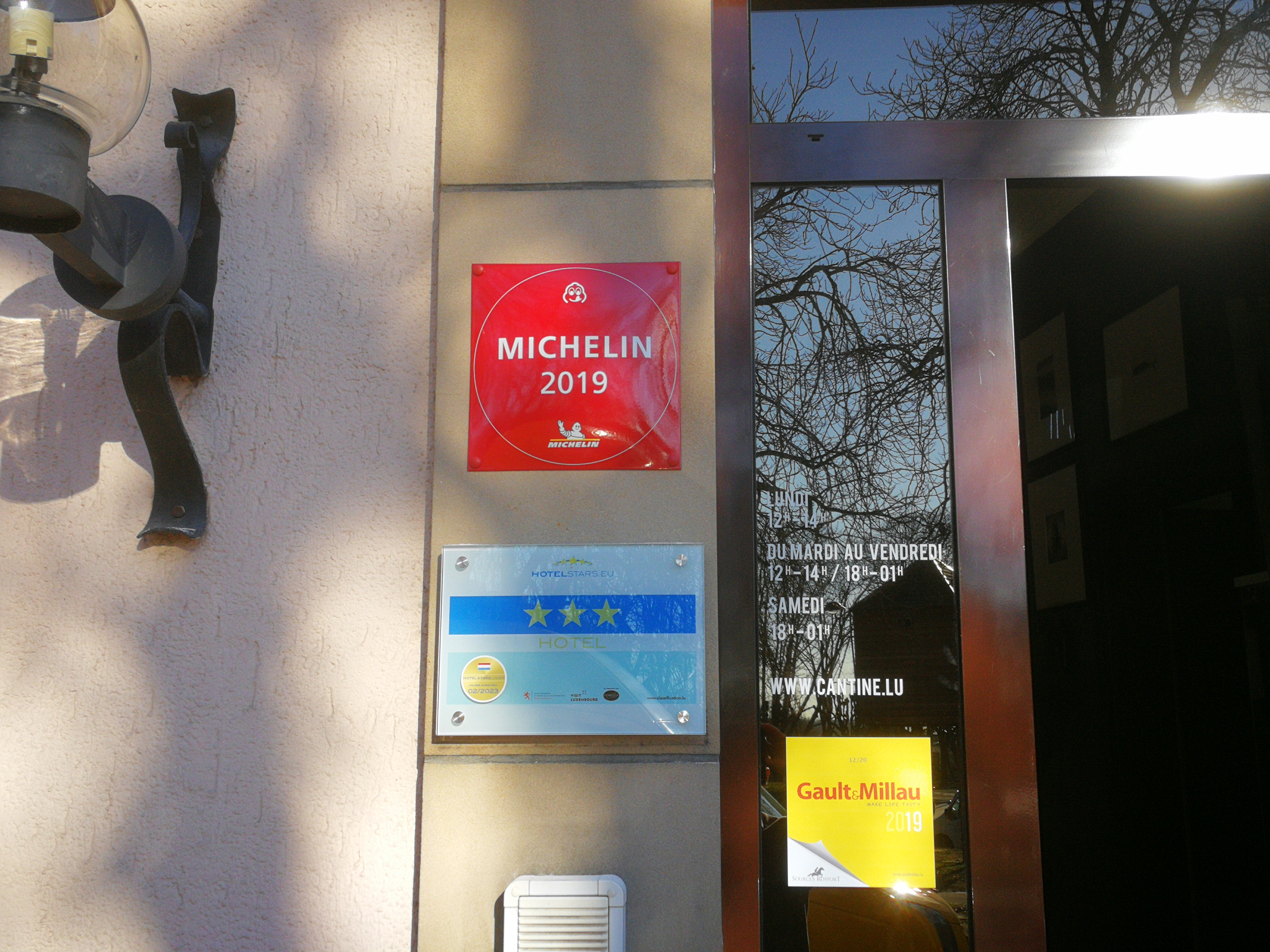 Michelin et Gault et Millau