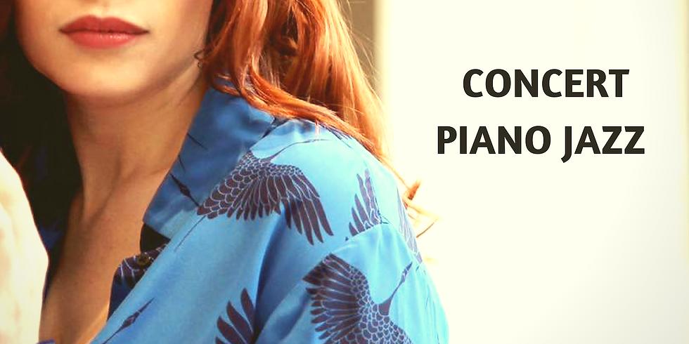 Julia Belova - Diner concert piano jazz