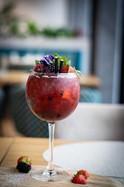 Un cocktail fruité!