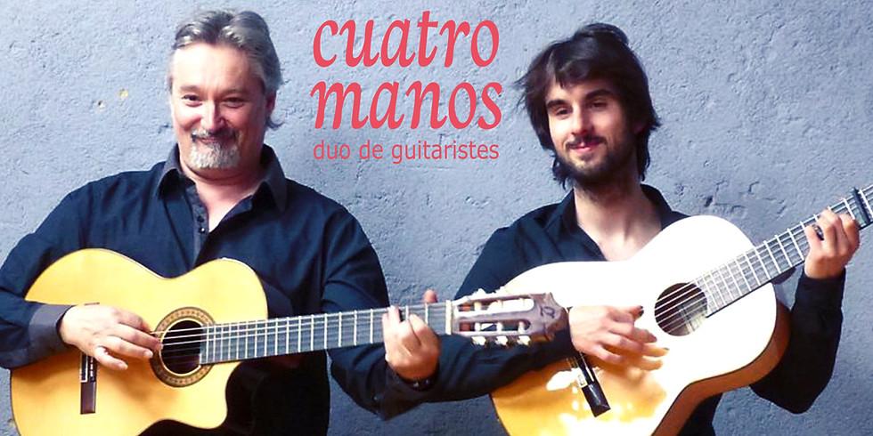 Duo de guitares Flamenco