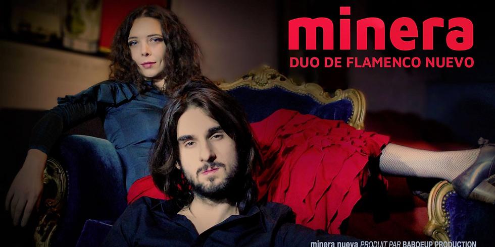 Minera - Diner concert Flamenco