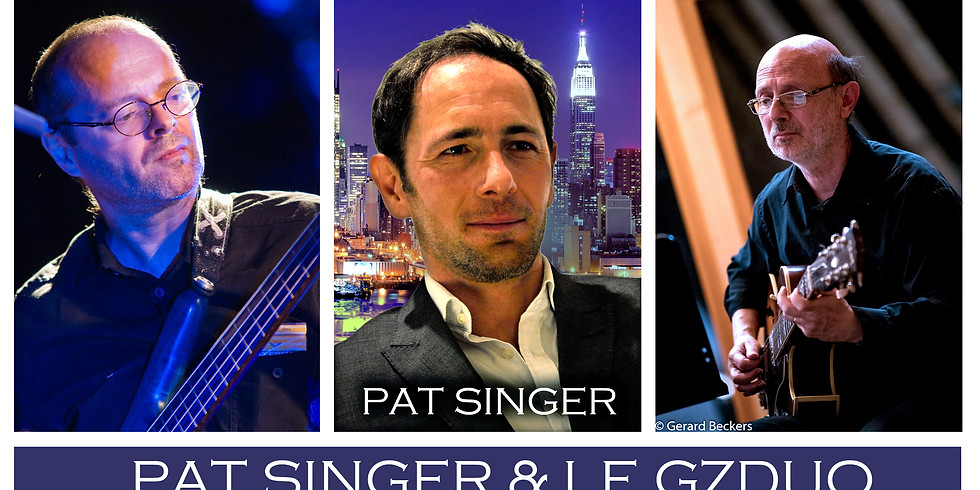 Concert Pat Singer & le GZ Duo