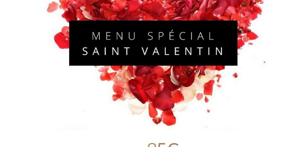 Diner de la St Valentin 2019