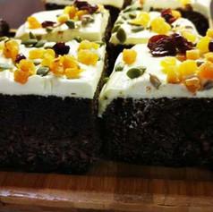 Delectble Carrot cake
