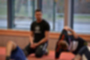 Neu im Staff: Physiotherapeut Marcel Brügger