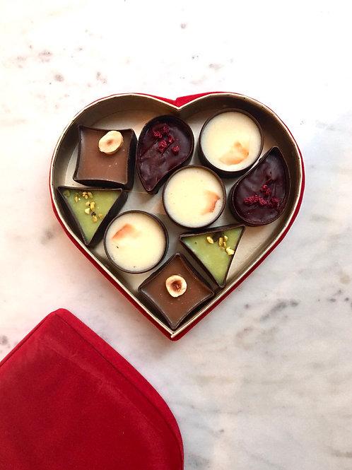 Valentine's Bonbon Box