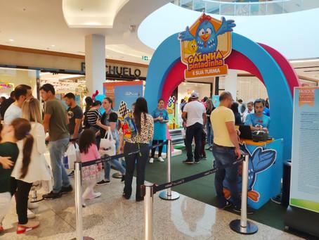 Dia das Crianças promete atrações para divertir os pequenos no Catuaí Palladium