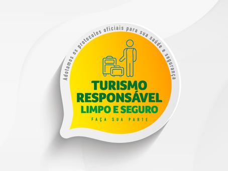 Frontur Turismo recebe Selo de Ambiente Protegido em Foz do Iguaçu