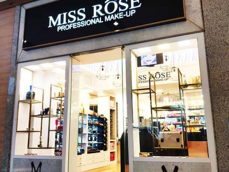 Primeira loja da Miss Rôse no Brasil é inaugurada em Foz do Iguaçu