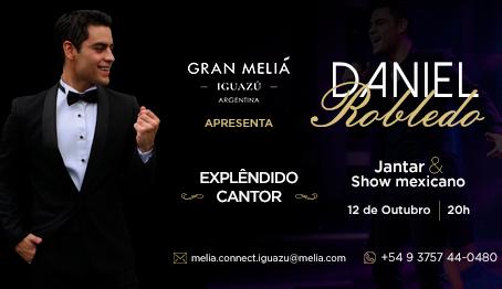 Gran Meliá Iguazú promove show com jantar mexicano em sua temporada de eventos
