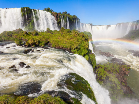 Cataratas do Iguaçu, a Terceira Maravilha Extraordinária do Planeta!