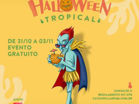 Personagens do folclore brasileiro são tema da segunda edição do Halloween Tropical