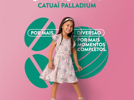Campanha de Crianças do Catuaí Palladium presenteia com Relógio Encantado do novo filme da Disney