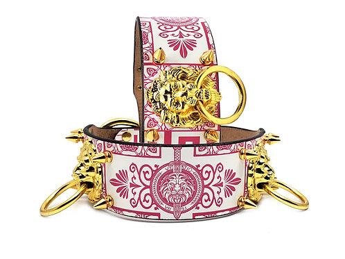Aslan Pink & Gold